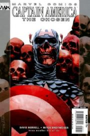 Captain America The Chosen #5 (2007) Marvel comic book